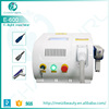 Professional portable q-switch nd yag laser tattoo machine with bottom price E-600