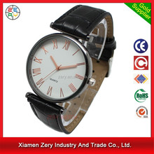 R0757 quartz watch advance, blank face watches
