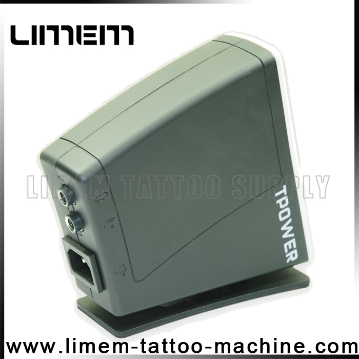 New design Dual 10 Turn Smart Tattoo Power Supply Digital Tattoo Power Supply