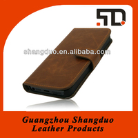 High Quality Custom Faux Leather Cheap Price Cell Phone Case