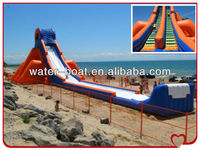 Giant inflatable water slide for adult, inflatable water slide