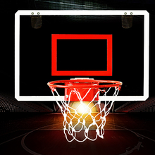 Cheap good quality mini basketball steel ring hoop kids basketball hoop plastic backboard