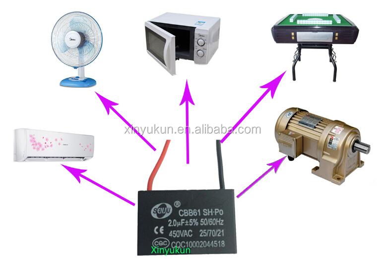 Ceiling fan wiring diagram capacitor cbb get free
