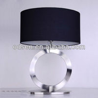zhongshan lighting manufacturer bedside touch lamps table