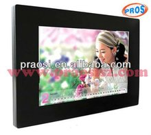 "Hot offer digital photo frame 10"" large capacity memory 8GB or external card 32GB"