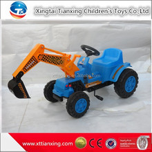 Popular children electric car /children toys / out door toys baby digging machine