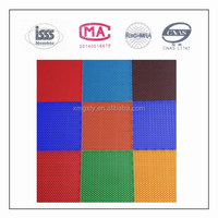 Assembled Sports Floor PP material for basketball court, volleyball court.