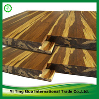 Factory direct to natural colored bamboo flooring with great price