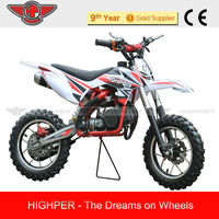 Good Quality -2013 New 2 Stroke Mini Dirt Bike for Kids