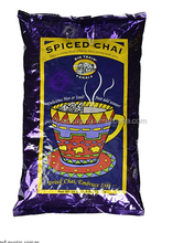 plastic bag/packaging/pouch for spiced chai tea of suppliers