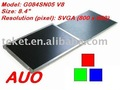 "AUO 8.4"" Color TFT-LCD PANEL G084SN05V8"