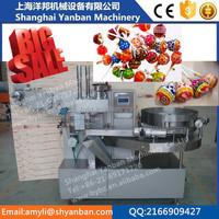 Shanghai factory price YB-120 Automatic Ball Lollipop Packaging,Lollipop Wrapping Machine