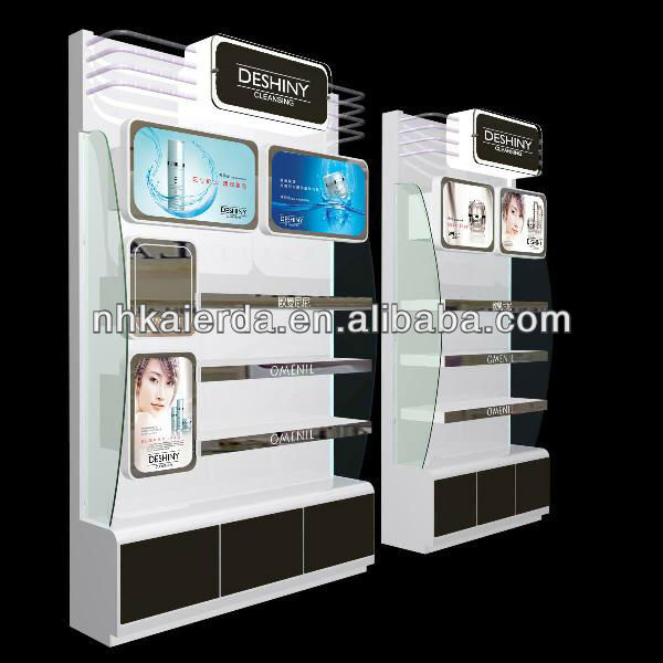 Novelty design furniture for cosmetic store