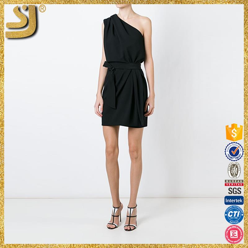 OEM slim simple a-line mini dresses, sexy bling cocktail dress, evening party dresses