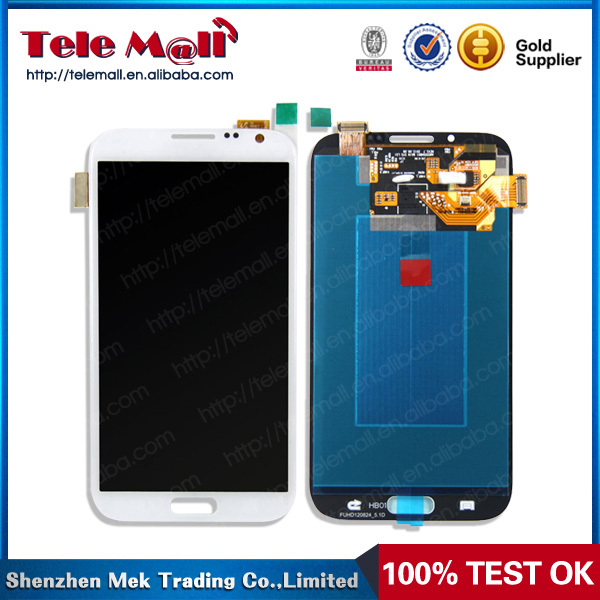 Wholesale 3M LCD Touch Screen Digitizer frame/bezel Adhesive Sticker Glue for Samsung Galaxy Note 2 N7100