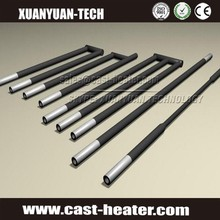 sic rod heater silicon carbide heating elements