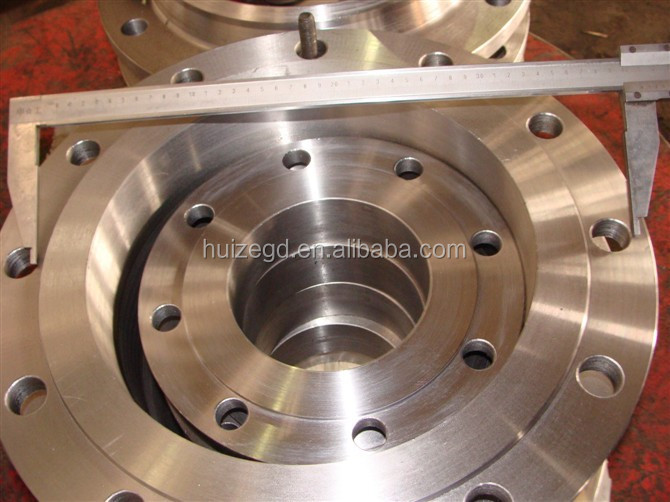 cl300 rf ASME B 16.5 carbon steel welding neck flange a105n