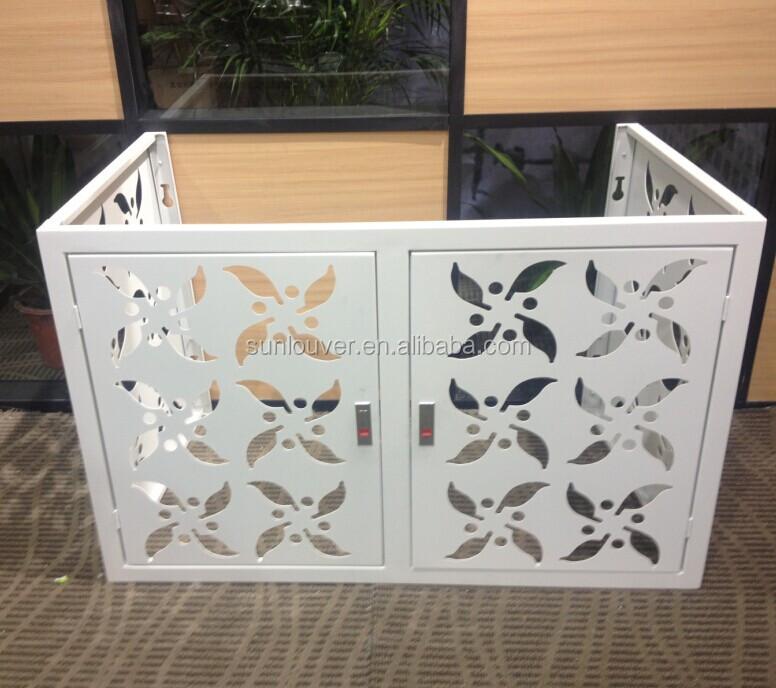 Outdoor Aluminum Air Conditioner Cover Buy Aluminum Air