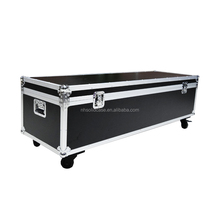 Aluminum protective flight case
