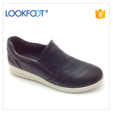Comfortable fashion thick sole outdoor shoes for women PU