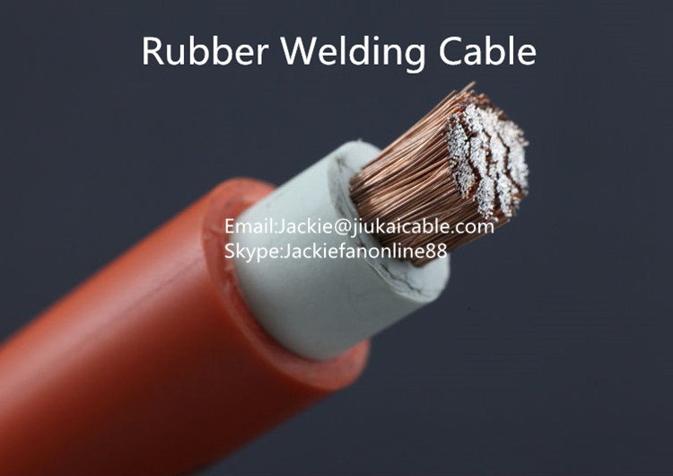 450/750V welding cable/welding cable specifications/fiber optic cable welding copper welding cable curvy welded fence
