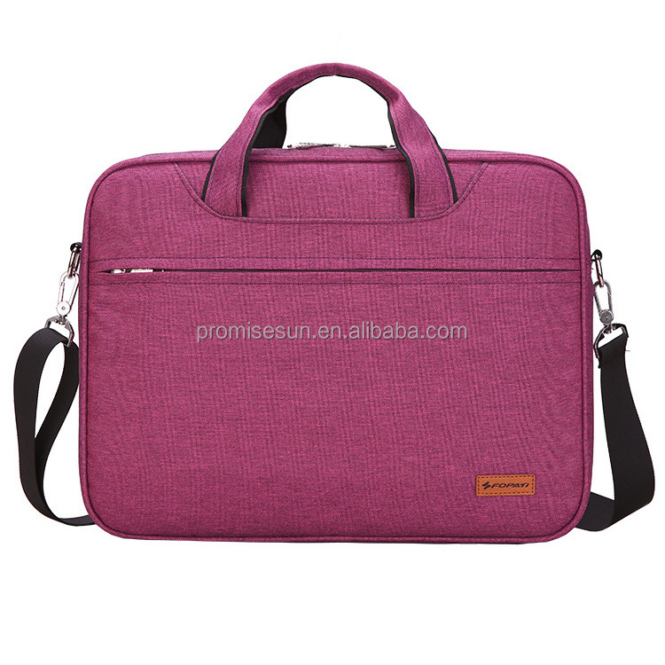 Hot selling waterproof laptop bag promotional factory-price stylish facy laptop bags