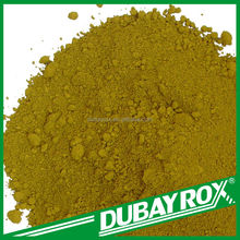 Superior Stability Pigment Iron Oxide Yellow Pigment for Offset Printing Ink