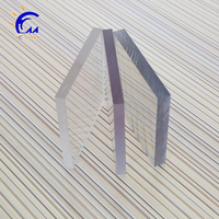 3mm polycarbonate PC enduranced solid sheets for 10years guarantee