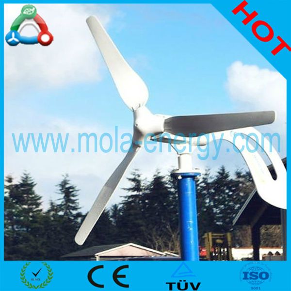 HAWT High Efficiency And Quality Small Wind Turbine Generator Stator Winding