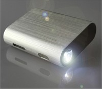 Light Torch 3000mah first power battery for samsung