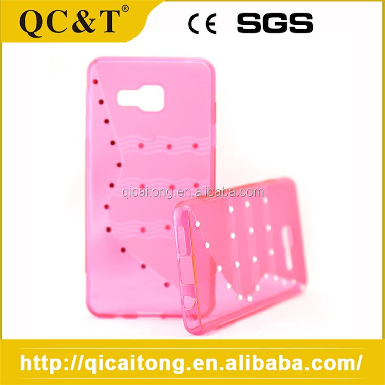 Low Price Cell Phone Accessory China Mobile Phone Covers For SAMSUNG A3 2016 A310F