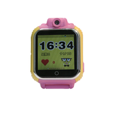 Anti-lost kids gps tracker watch phone with IOS & Android APP