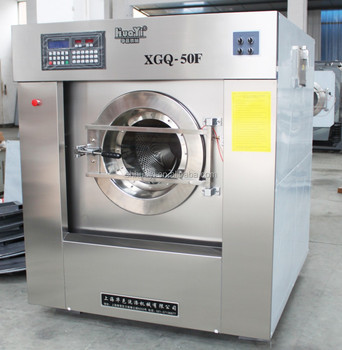 hotel washing machine laundry equipment washer(15kg-150kg)