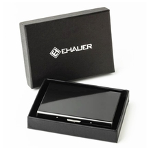 Factory Wholesale Promotional stainless steel Credit Card Holder
