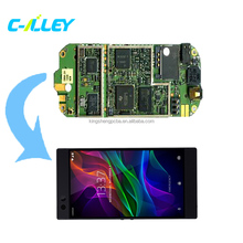 Customized Smart intelligent mobile Phone 4G 5G android pcba assembly with GPS & GSM bluetooth wireless function circuit board