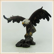 Resin Crafts Large Eagle Statues for sale