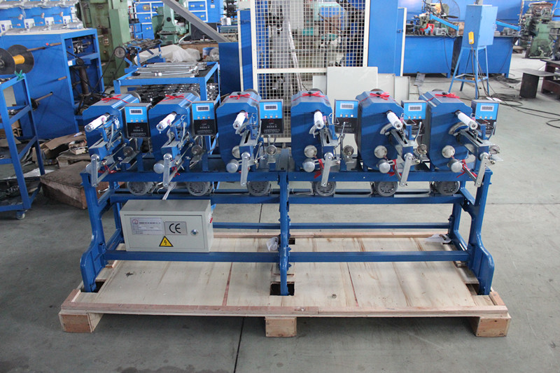 High Quality Professional Spool Packing Machine, spool Winder
