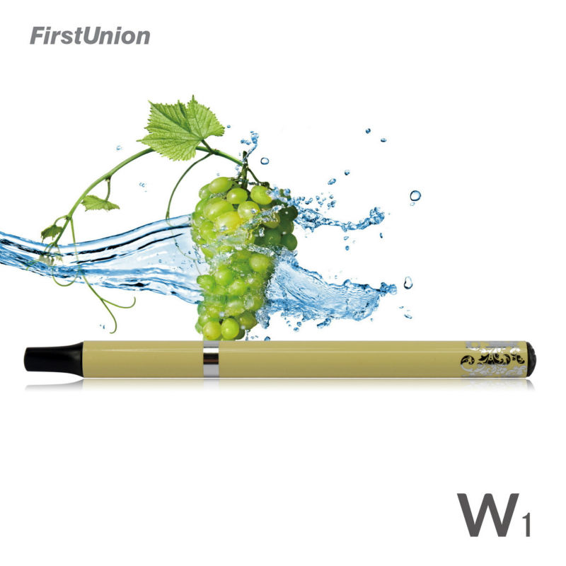 New invented products cute e cigarette W1 fresh fruit flavors elektronische sigaret