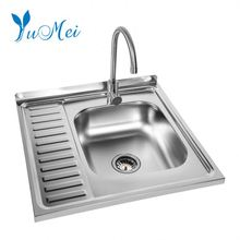 2018 fiber single bowl kitchen sink in dubai 7848