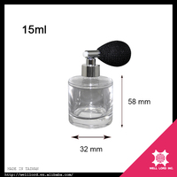 Medusa empty calm refill 15ml perfume aromatic talcum makeup powder