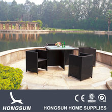 Outdoor Resin Wicker wholesale used contemporary furniture