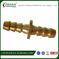High quality metric brass pipe fitting