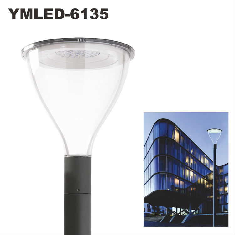 Light Pole Design: New Design LED Garden Pole Lights Parking Lamp Street