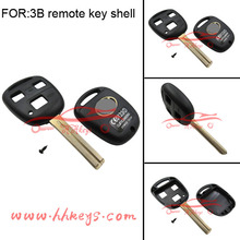 Toyota Car Keys Remote Car Key Shell Programmable Blank Car Keys