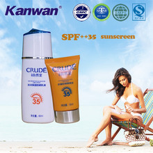2015 New SPF 35 OEM ODM sunscreen