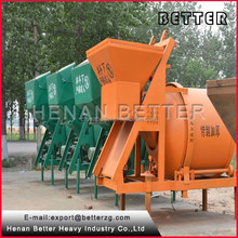 Henan Better JZC export to indian concrete mixers