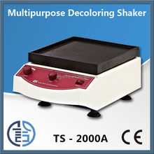 TS-2000A Multipurpose Decoloring horizontal shaker with bottle rack