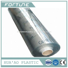 PVC PLASTIC SUPER CLEAR PACKING MATERIAL USE FOR MEDICAL USE