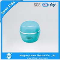 competitive edge Best quality plastic cosmetic packaging cream jar