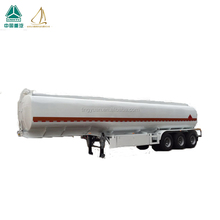 Oil Tanker Semitrailer 35000LWith 3 Axle 5 compartment/fuel transport ...